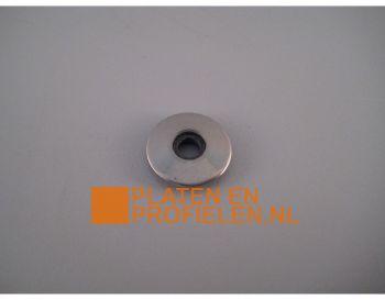 RVS Afdichtingsring - met EPDM rubber - 14x4,9 mm