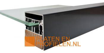Lichtstraat Profiel LG50 - Zijprofiel 10 mm
