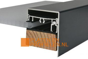 Lichtstraat Profiel LP50 - Zijprofiel 10 mm