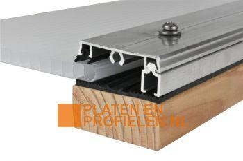 Lichtstraat Profiel LP20 - Zijprofiel 10 mm
