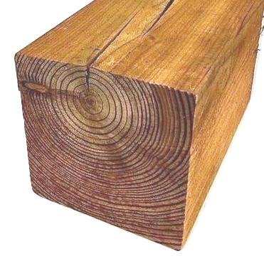 Fijnbezaagd Douglas hout